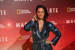 November 8, 2016 - Roma, RM, Italy - Italian presenter Andrea Delogu during Red Carpet of the premier of Mars, the largest production ever made by National Geographic  (Credit Image: © Matteo Nardone/Pacific Press via ZUMA Wire)