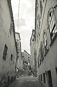 Photo of the streets of Salvador, Brazil