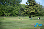 The South Island Masters Golf 36 hole competition got under way today at Temuka Golf Club<br /> 2020 South Island Masters Games, <br /> Timaru<br /> Photo KEVIN CLARKE ANZIPP CMG SPORT ACTION IMAGES<br /> 15/10/2020<br /> ©cmgsport2020