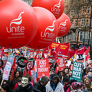 People's Assembly Central London April 2016