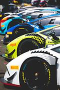 June 28 - July 1, 2018: Lamborghini Super Trofeo Watkins Glen. 66 Brett Meredith, GMG Racing, Lamborghini Newport Beach, Lamborghini Huracan Super Trofeo EVO