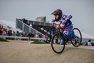 Cruiser - 12 & Under Men #39 (HERNANDEZ Ashleigh) USA at the 2018 UCI BMX World Championships in Baku, Azerbaijan.