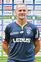 Albert Cartier of Sochaux during the FC Sochaux photocall for the season 2016/2017 in Sochaux on September 20th 2016<br /> Photo : Philippe Le Brech / Icon Sport