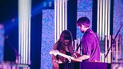 The Postal Service perform at The Mondavi Center For The Arts - Davis, CA - 4/10/13