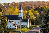 in Covington, Michigan, USA