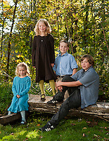 Marge Wilkinson Family portrait session October 9, 2011.