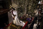 Procession of the arrest of Jesus in the city of Mataró (Barcelona), Spain. Easter 2017, Eva Parey/4SEE.