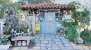 Spanish Village Art Center at Balboa Park San Diego California