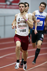 Oliver Boucher, BC, 500<br /> Boston University Athletics<br /> Hemery Invitational Indoor Track & Field