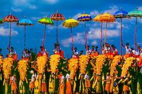 Great Elephant Show, Thrissur (Trichur), Kerala, India