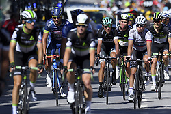 July 4, 2017 - Mondorf Les Bains / Vittel, Luxembourg / France - VITTEL, FRANCE - JULY 4 : VAN KEIRSBULCK Guillaume of Wanty - Groupe Gobert during stage 4 of the 104th edition of the 2017 Tour de France cycling race, a stage of 207.5 kms between Mondorf-Les-Bains and Vittel on July 04, 2017 in Vittel, France, 4/07/2017 (Credit Image: © Panoramic via ZUMA Press)