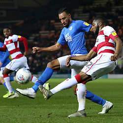 Peterborough United v Doncaster Rovers