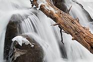 Mineral Springs waterfall