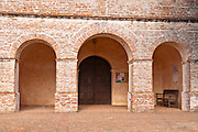 Arched entrance, Mission San Antonio de Padua (3rd California Mission - 1771), California