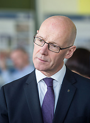 Pictured: Education Secretary John Swinney MSP at the launch.<br /> <br /> © Dave Johnston / EEm