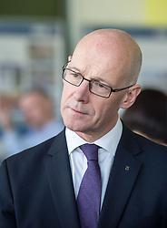 Pictured: Education Secretary John Swinney MSP at the launch.<br /> <br /> © Dave Johnston / EEm