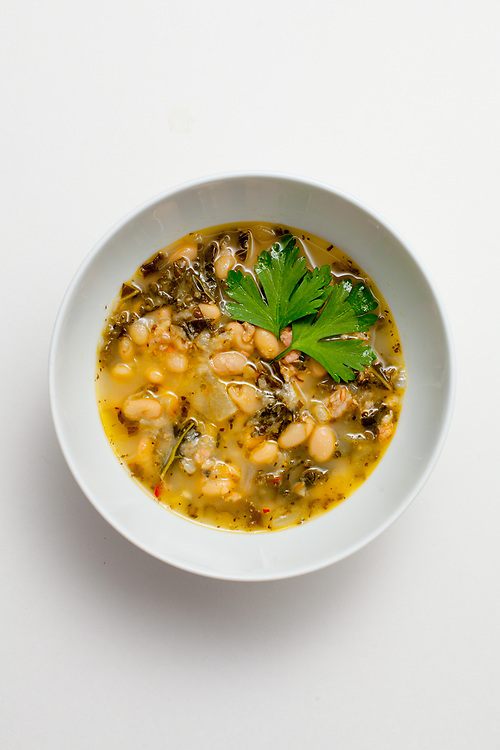 Sausage, White Bean, & Kale Soup from Soup Kitchen Cafe ($7.00)