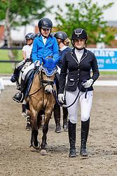 14.2, Pony-Führzügel-WB,Leck - Kreisjugendturnier 05. - 06.06.2021, Line Abraham (GER), Beste Nanny,