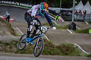 #211 (EVANS Kyle) GBR during round 3 of the 2017 UCI BMX  Supercross World Cup in Zolder, Belgium,
