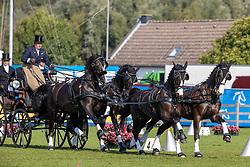 Exell Boyd, AUS, Carlos, Checkmate, Ivor, Jalmer HBC<br /> CHIO Aachen 2021<br /> © Dirk Caremans<br />  19/09/2021