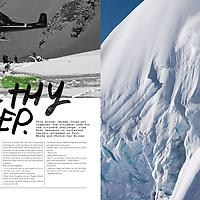 Australia Snowboard magazine, Deeper AK feature, 2010.