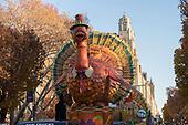 November 25, 2021 - NY: 2021 Macy's Thanksgiving Day Parade
