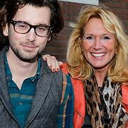 NLD/Rotterdam/20130302- Rotterdam Best 2013, Ruud Feltkamp en zijn moeder