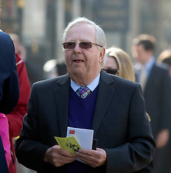 David Frost Memorial Service at Westminster Abbey<br /> <br /> <br /> tim Brooke-taylor<br /> <br /> <br /> <br /> Pic by Gavin Rodgers/Pixel 8000 Ltd © Licensed to London News Pictures. Photo credit: Gavin Rogers/LNP