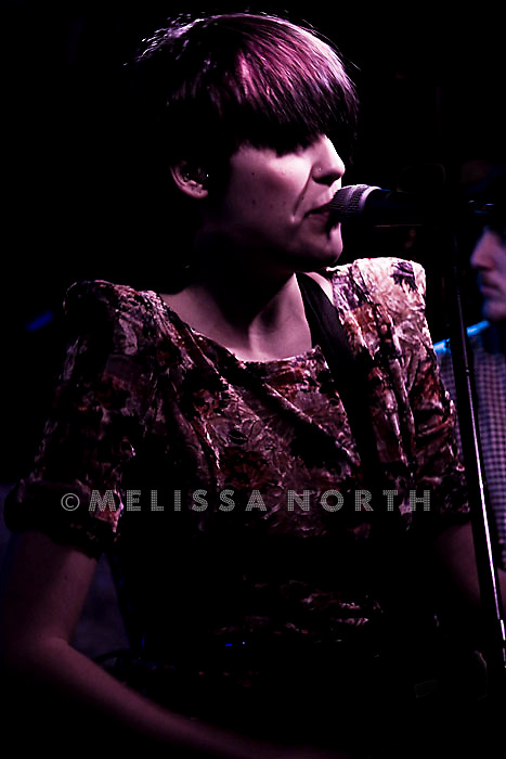 The Cellophane Flowers @ The Monarch