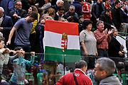 Eurocup 2015-2016 Last 32 Group N Dinamo Banco di Sardegna Sassari - Szolnoki Olaj <br /> GIOCATORE : Tifosi Szolnoki Olaj<br /> CATEGORIA : Tifosi Pubblico Spettatori<br /> SQUADRA : Szolnoki Olaj<br /> EVENTO : Eurocup 2015-2016 GARA : Dinamo Banco di Sardegna Sassari - Szolnoki Olaj <br /> DATA : 03/02/2016 <br /> SPORT : Pallacanestro <br /> AUTORE : Agenzia Ciamillo-Castoria/C.Atzori