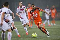 Walid MESLOUB - 02.05.2015 - Lorient / Bordeaux - 35eme journee de Ligue 1 <br />Photo : Vincent Michel / Icon Sport