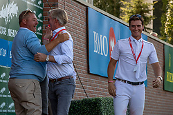 Team Belgium, Philippaerts Ludo, Lansink Jos, Weinberg Peter, Philippaerts Olivier, BEL<br /> Spruce Meadows Masters - Calgary 2019<br /> © Hippo Foto - Dirk Caremans<br />  08/09/2019
