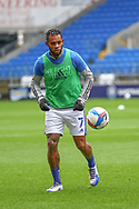 Cardiff City's Leandro Bacuna (7) in action before the EFL Sky Bet Championship match between Cardiff City and Millwall at the Cardiff City Stadium, Cardiff, Wales on 30 January 2021.