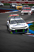 September 28-30, 2018. Charlotte Motorspeedway, ROVAL400: 13 Ty Dillon, GEICO, Chevrolet, Germain Racing