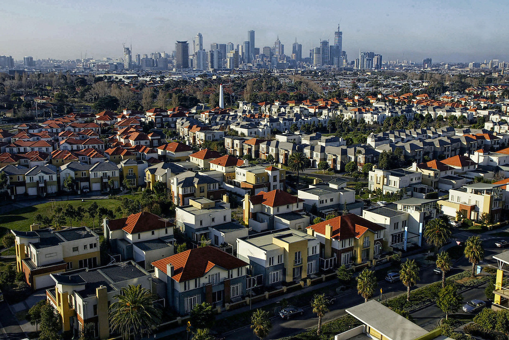 Mirvacs Beakon Cove developement  Pic By Craig Sillitoe SPECIALX 000.Port Melbourne, suburb, houses, housing melbourne photographers, commercial photographers, industrial photographers, corporate photographer, architectural photographers, This photograph can be used for non commercial uses with attribution. Credit: Craig Sillitoe Photography / http://www.csillitoe.com<br /> <br /> It is protected under the Creative Commons Attribution-NonCommercial-ShareAlike 4.0 International License. To view a copy of this license, visit http://creativecommons.org/licenses/by-nc-sa/4.0/.