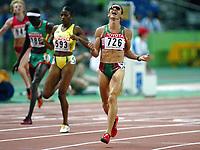 Athletics, 26. august 2003, VM Paris, World Championship in Athletics, Ana Guevara, Mexico, 400 metres
