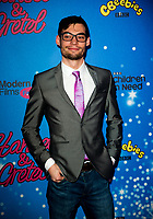 Josh Haynes at the CBeebies Christmas Show Hansel and Gretel, Cineworld Leicester Square, London. 24.11.19