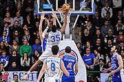 DESCRIZIONE : Campionato 2014/15 Serie A Beko Dinamo Banco di Sardegna Sassari - Acqua Vitasnella Cantu'<br /> GIOCATORE : Kenneth Kadji<br /> CATEGORIA : Tiro Penetrazione Controcampo<br /> SQUADRA : Dinamo Banco di Sardegna Sassari<br /> EVENTO : LegaBasket Serie A Beko 2014/2015<br /> GARA : Dinamo Banco di Sardegna Sassari - Acqua Vitasnella Cantu'<br /> DATA : 28/02/2015<br /> SPORT : Pallacanestro <br /> AUTORE : Agenzia Ciamillo-Castoria/L.Canu<br /> Galleria : LegaBasket Serie A Beko 2014/2015