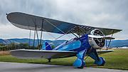 1932 Waco UBF-2 at WAAAM.