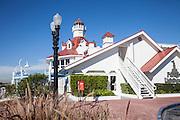 Parker's Lighthouse At Shoreline Village In Long Beach