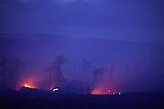 Kilauea Volcano, Island of Hawaii, Hawaii<br />