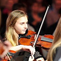 1.9.2013 Avon High School Chamber Orchestra at The Q