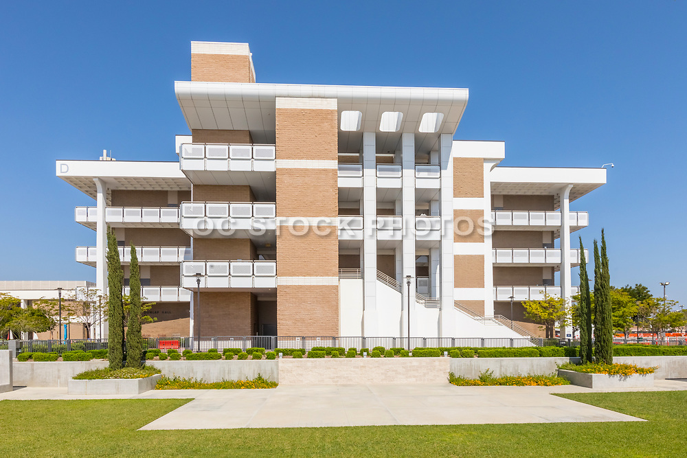 Dunlap Hall at Santa Ana College