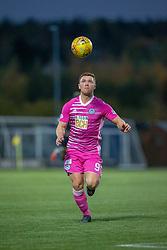 Ayr United's Craig Moore. Falkirk 0 v 1 Ayr United, Scottish Championship game played 3/11/2018 at The Falkirk Stadium.