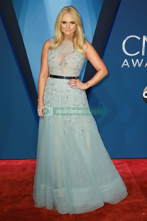 Thomas Rhett at the 51st Annual Country Music Association Awards hosted by Carrie Underwood and Brad Paisley and held at the Bridgestone Arena on November 8, 2017 in Nashville, TN. © Curtis Hilbun / AFF-USA.com. 08 Nov 2017 Pictured: Miranda Lambert. Photo credit: MEGA TheMegaAgency.com +1 888 505 6342