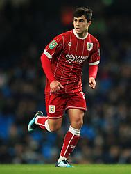 Liam Walsh of Bristol City - Mandatory by-line: Matt McNulty/JMP - 09/01/2018 - FOOTBALL - Etihad Stadium - Manchester, England - Manchester City v Bristol City - Carabao Cup Semi-Final First Leg