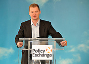 WESTMINSTER LONDON:  Niel O'Brien, Director of Policy Exchange. Think tank Policy Exchange  hosts a speech, 'The Big Society: A Big Con?' by Diane Abbott, MP and the Labour leadership candidate. She spoke about how Labour should respond to the government's Big Society agenda and  her vision on how civic society can be strengthened on 2nd Sept 2010. STEPHEN SIMPSON..