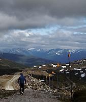 Hiking Sagtindan, Nordfjord, Sogn og Fjordane