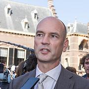 NLD/Den Haag/20180918 - Prinsjesdag 2018, Gert-Jan Segers