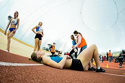Slovenian Indoor Championship, Olympic centre Novo Mesto, 13 February 2021, Novo Mesto, Slovenia. Photo by Grega Valancic / Sportida